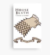 Bluth Chicken Canvas Print