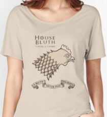 Bluth Chicken Women's Relaxed Fit T-Shirt