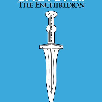 The Enchiridion by Epictetus from A Man of Letters by misterbrumage
