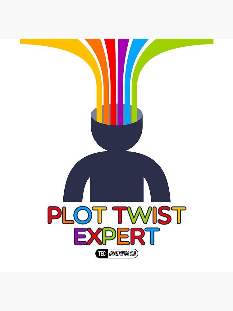 Plot Twist Expert de israelpintor