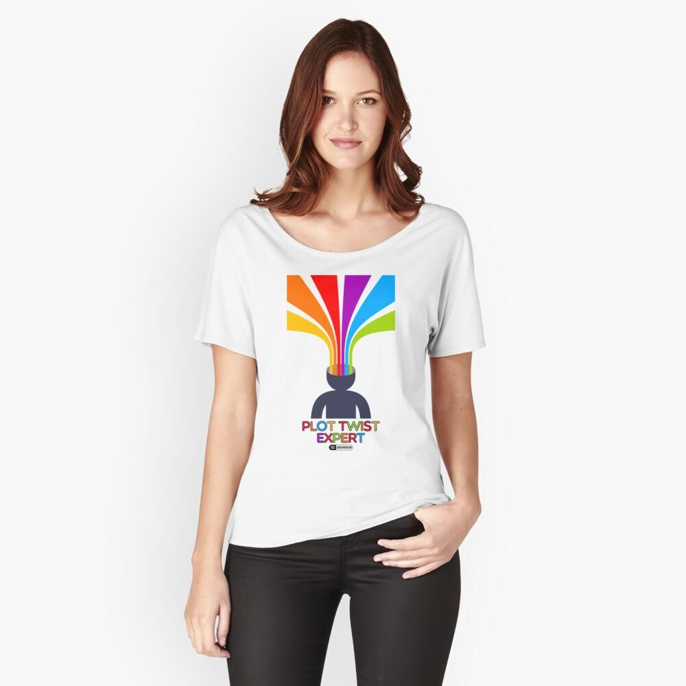 Plot Twist Expert Camiseta ancha