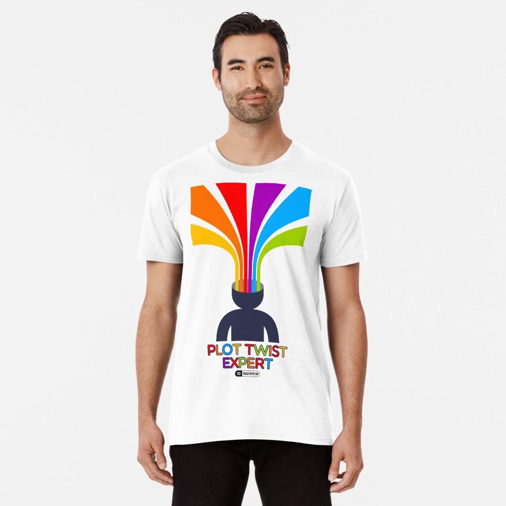 Plot Twist Expert Camiseta premium