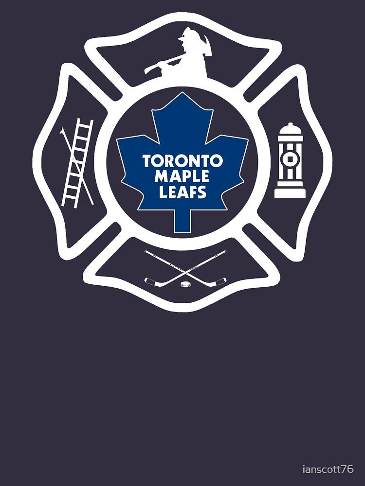 Toronto Fire - Maple Leafs style by ianscott76