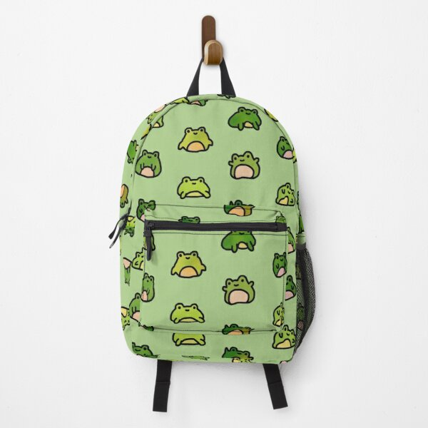 Frogs Doodle Backpack