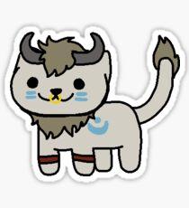 Neko Atsume Feral Druid 10 Sticker