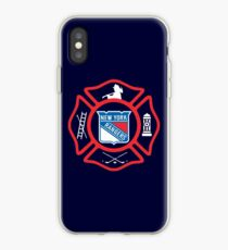 FDNY - Rangers style iPhone Case