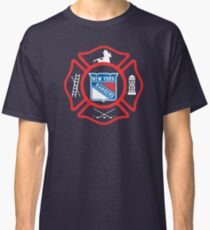 FDNY - Rangers style Classic T-Shirt