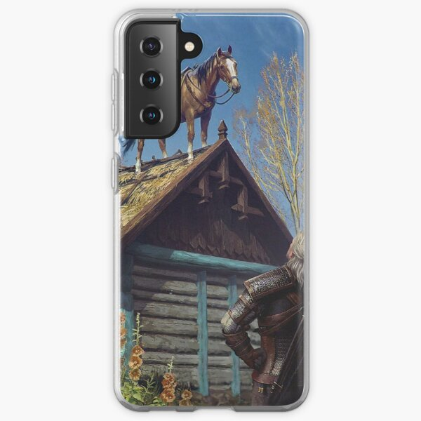 Witcher Roach Samsung Galaxy Soft Case