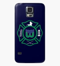 Hartford Fire - Whalers style Case/Skin for Samsung Galaxy
