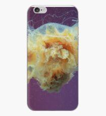 Swimming in a Purple Haze. iPhone Case