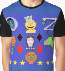 Return To Oz cartoon Graphic T-Shirt