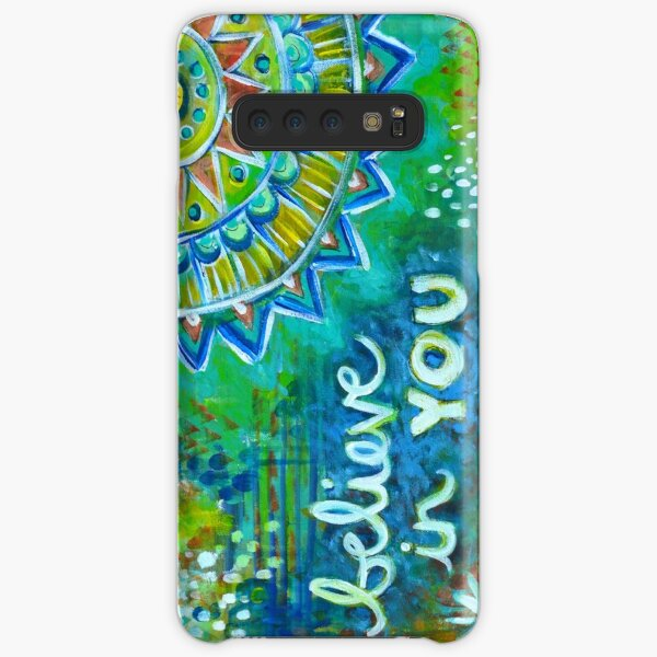 Believe in You Samsung Galaxy Snap Case