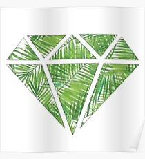 Nature Diamond  Poster
