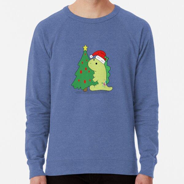 Winter Time Hoodie Pickle Dinosaurs T-Shirt For Men Women Xmas Tee Birthday Hoodie Christmas Gift