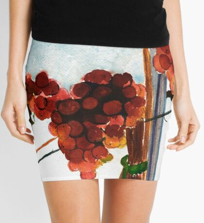 Ice Wine Mini Skirt