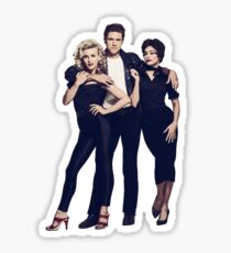 Grease Live Sticker