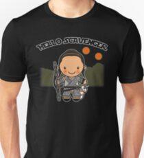 Hello Scavenger Unisex T-Shirt