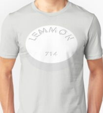 Lemmon 714 (Quaalude) - The Wolf of Wall Street Unisex T-Shirt
