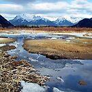 Banff reflections by aerdeyn