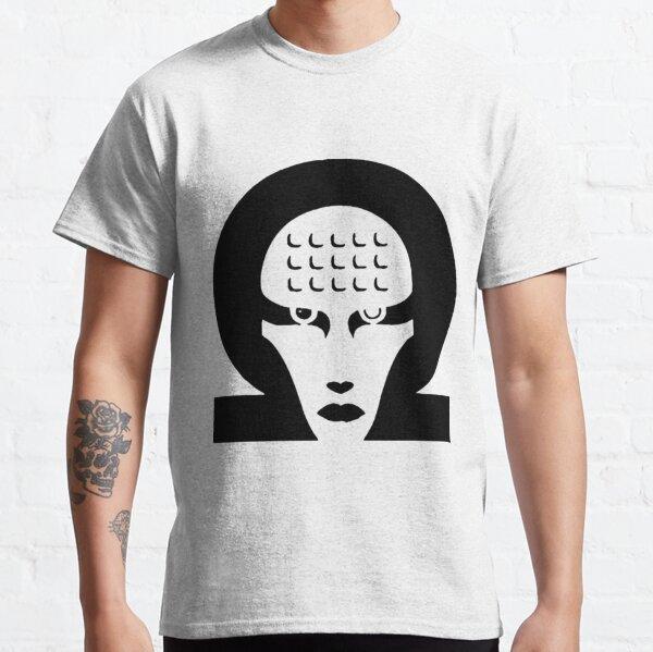 Marilyn Manson Mechanical Animals Omega Classic T-Shirt