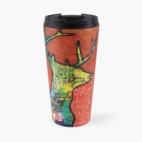 Reindeer  Travel Mug