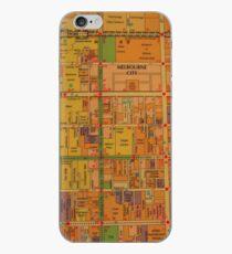 Melbourne CBD  iPhone Case
