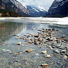 Valley Reflections, Yoho, Canada by aerdeyn