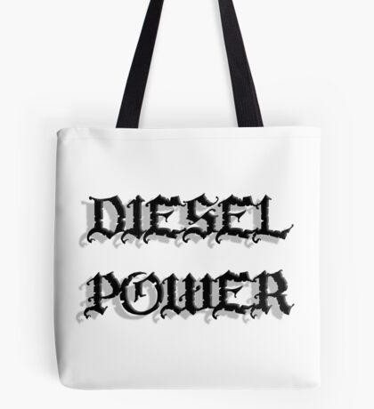 DIESEL POWER Tote Bag