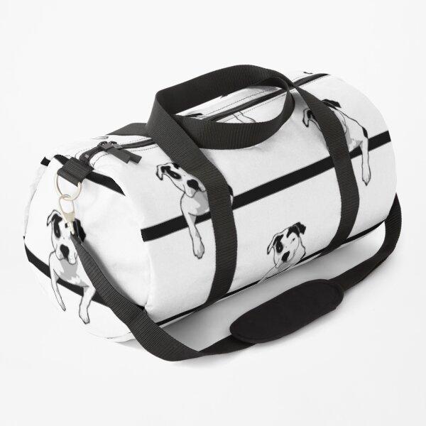 Pit Bull T-Bone Graphic  Duffle Bag