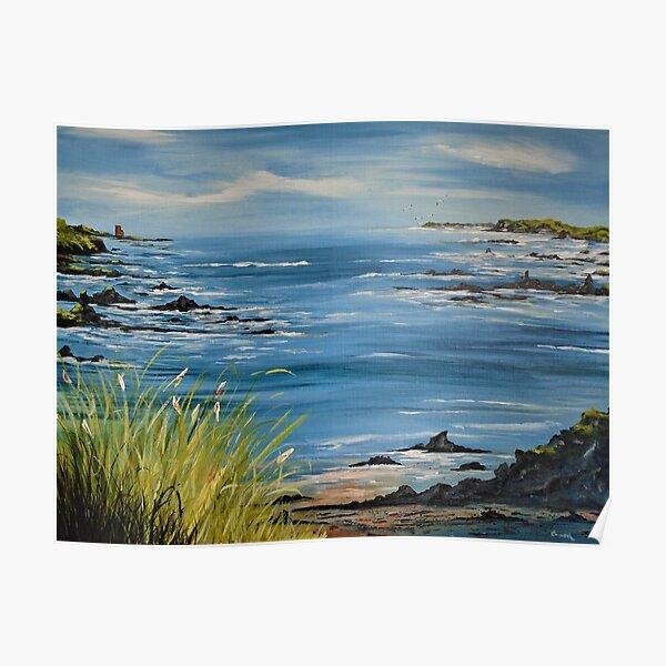 Roaring Water bay. Poster