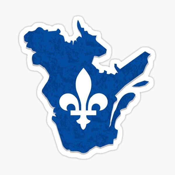 Province de Quebec Sticker
