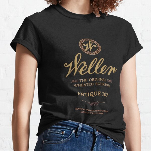 Weller Antique 107 Logo Classic T-Shirt