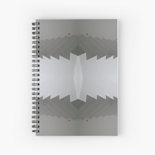 Up & Down Spiral Notebook