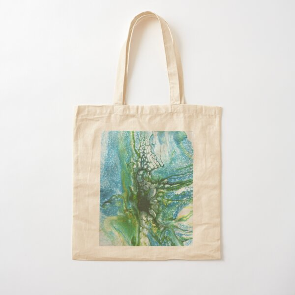 220-009 Havelin Abstract Cotton Tote Bag