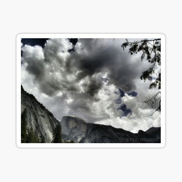Yosemite National Park, Half Dome Sticker