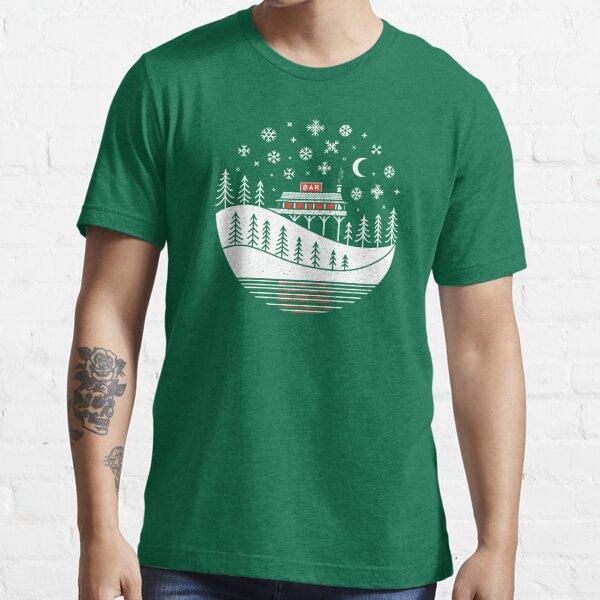Winter Wonderland Essential T-Shirt