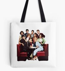 Grease Soda Shop Tote Bag