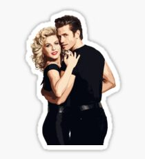 Grease Live Duo Sticker