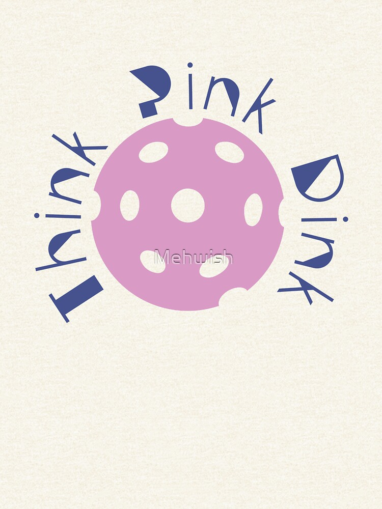 Think Pink Dink by Mehwish