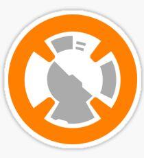 BB-8 Design Sticker