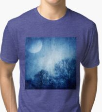 Light Of Forest Tri-blend T-Shirt