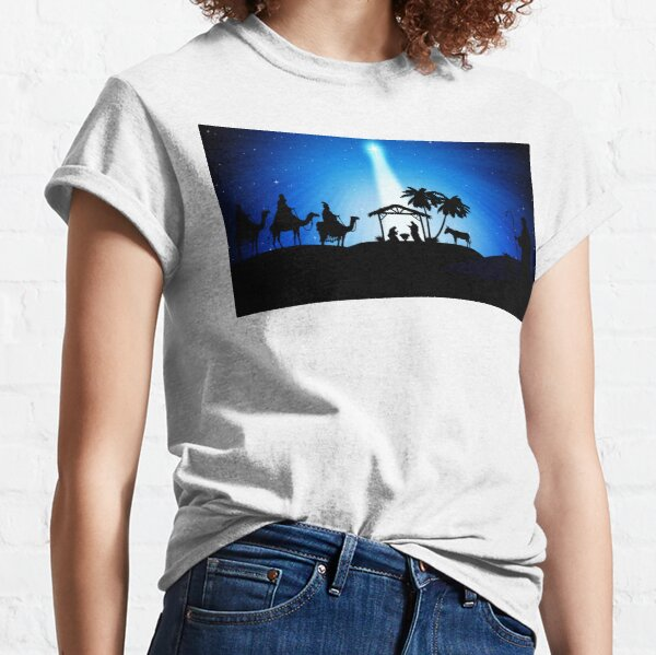Adoration of the Magi Classic T-Shirt