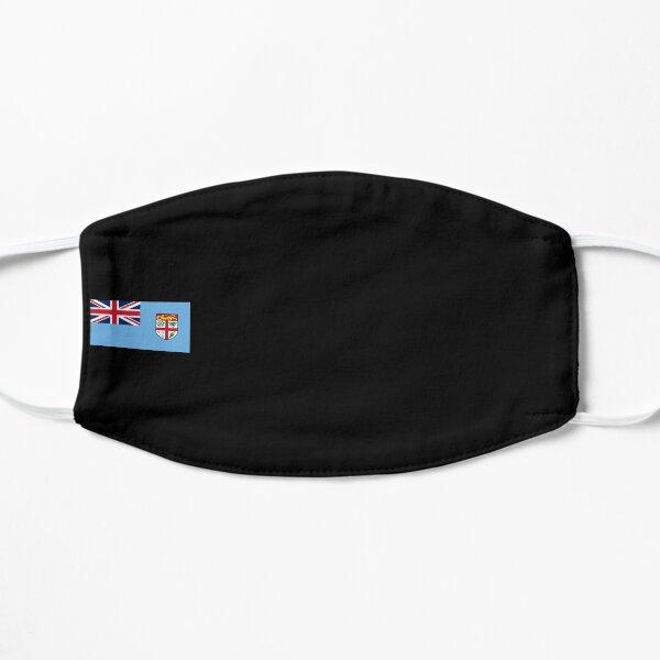 Fijian Flag Flat Mask