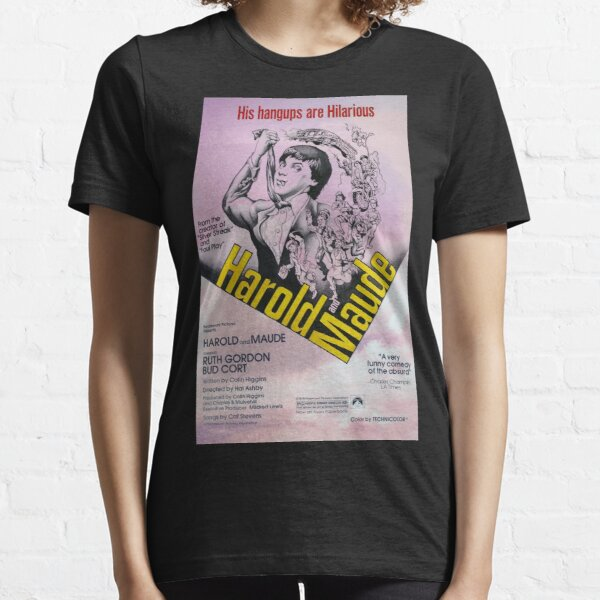 Harold and Maude vintage poster Essential T-Shirt