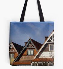 A-frame roofline Tote Bag