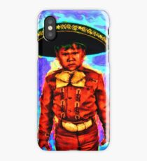 The Angry Mariachi iPhone Case/Skin