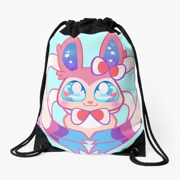 Sweet Fairy Type Drawstring Bag