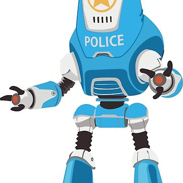 PROTECTRON: POLICE by MDRMDRMDR