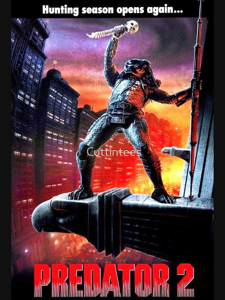 Predator 2: Hunting season opens again by Cuttintees
