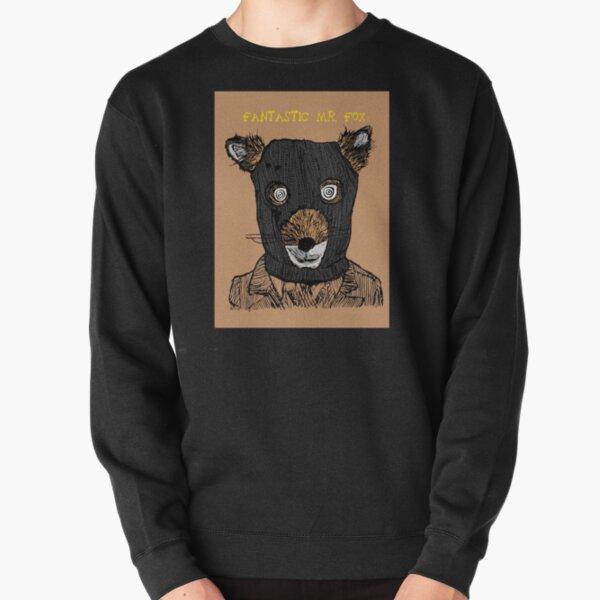 Minimal Fantastic Mr Fox Pullover Sweatshirt